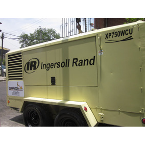 Compresor Ingersoll Rand 750