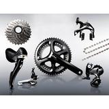 Grupo Shimano 105 5800 11v Black
