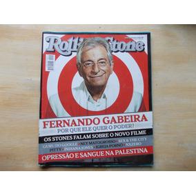 Revista - Rolling Stone Nº 20 - Maio 2008 - Fernando Gabeira