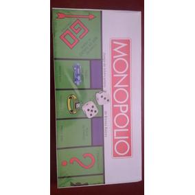 Monopoly Monopolio Clasico Juego De La Vida Caja Cerrada