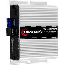 Modulo Tl 600 Taramps 170w Rms 2 Canais Amplificador Tl600
