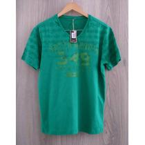 Camiseta Dixie Urban - Verde Bandeira - C/estampa