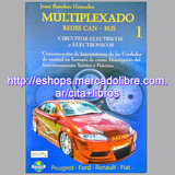 Manual Multiplexado Redes Can Bus 1 Circuitos Electricos