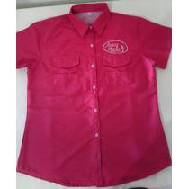 Camisa Tipo Columbia Plc