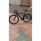 Bicicleta Fixie De Colores Para Hombres Y Mujeres