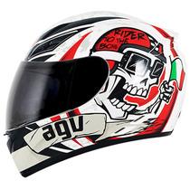 Capaceta Agv K3 Rider To The Bone 61-62 Xl
