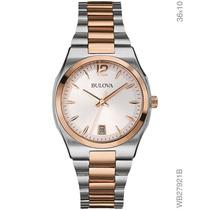 Relógio Bulova Feminino Ref: Wb27921b