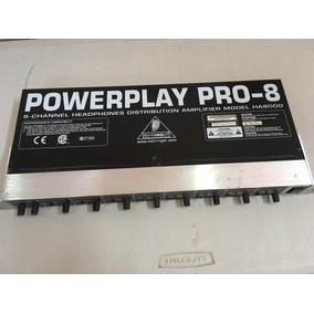Behringer Power Play Amplificador De Audífonos