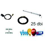 Kit Para Celular E Internet Rural 2g 3g Oi/vivo/tim/claro
