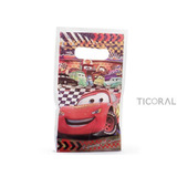 Bolsita De Cumpleaños X10 De Cars/toy Story/monster Inc