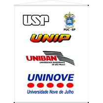 Banner Para Festas - Tcc - Teses - Apresentações Etc...