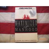 Libro Maximized Manhood