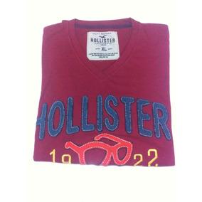 Camiseta Hollister Importada Original