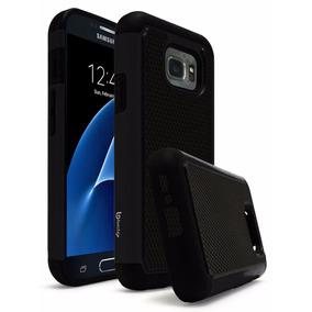 Funda Samsung Galaxy S7 Slim Fit Híbrido Bastex Robus