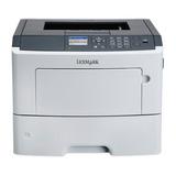 Impresora Laser Lexmark Ms610 Ms610dn 50ppm Duplex Oficio