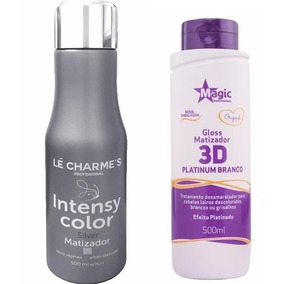 Intensy Color - 500ml + Magic Color 500ml