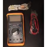 Multimetro Digital Mu118 Marca Dgk