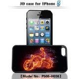 Cover Case Iphone 5 5s Diseño 3d Carcasa Movimiento