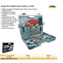 Juego De Autogena Para Soldar Y Cortar Adir 806