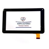 Tela Touch Tablet Cce Tr72 Tv Motion Original Pronta Entrega