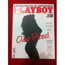 Revista Playboy Cleo Pires Segunda Capa Rara Alternativa