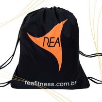 Saco Mochila Esportiva Nylon Com Alça - Rea Fitness
