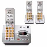 Telefono At&t 3 Auriculares El52345 Ultima Tecnologia
