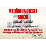 Oficina Mecânica Diesel