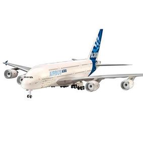 Plastimodelismo Revell Avião Airbus A380 Primeiro Vôo 1/144