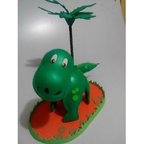 Centro De Mesa Dinosaurios, Fiestas Infantiles, Recuerdos