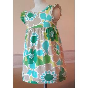 Vestido Importado Nena Verano 5-6 Años Usa