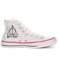 Tênis Harry Potter All Star Converse Personalizado