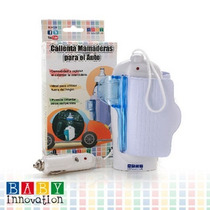 Calentador De Mamadera Para Auto Baby Innovation Nimocabebes