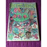 Hopital Brut 4 Comics Art Francia Trash Original Colección