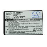 Batería P/ Celular Motorola Bf5x Defy Milestone 3 Mb525 Hf5x