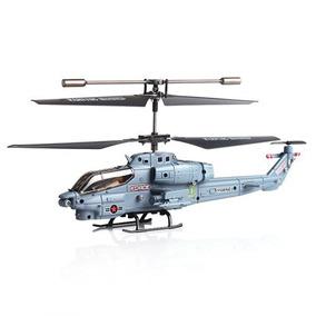 Mini Helicóptero Syma S108g Giro 3 Canais Cont. Remoto
