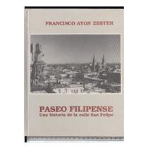 Paseo Filipense, Historia De Guadalajara, Jalisco