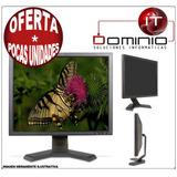 Monitor Lcd 17 Grado A+ Color Negro Oferta Dit