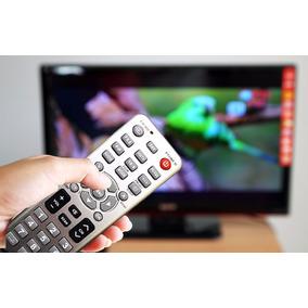 Controle Remoto Para Tv Promac / Prima / Samsung / Sanken