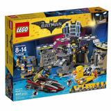 70909 Lego The Batman Movie - Invasão A Batcaverna