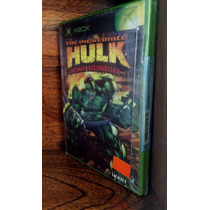 Xbox The Incredible Hulk - The Ultimate Destruction