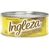 Cera Em Pasta Ingleza Amarela 400g (efeito Marmorato)