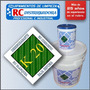 Lava Limpia Tapizado Alfombra Pisos Baja Espuma K20 X 8 Kg