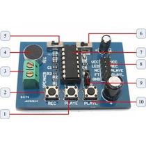 Isd1820 Grabador Reproductor Audio Ideal Arduino Pic Diy