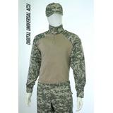 Gandola Combat Shirt Camuflada Digital Uniformes E Fardas