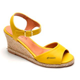 Sandália Sapato Feminina Salto Alto C/ Ziper Facil Peep Toe