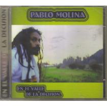 Pablo Molina - En El Valle D... ( Reggae Argentino ) Cd Rock