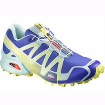 Zapatillas Salomon Speedcross 3 Mujer Originales Envios