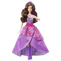 Barbie La Princesa Y La Estrella Del Pop Keira Doll W10