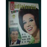 Radiolandia 1964 Julia Sandoval Sandrini Leblanc Lopez Rey
